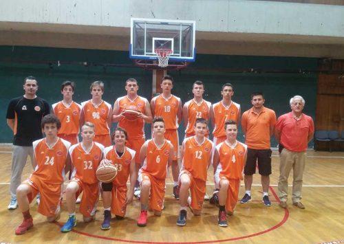 Završni turnir Lige mladih ZDK