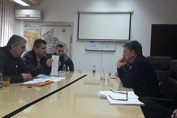 Gradonačelnik Kasumović i gradska uprava žele pomoći zeničkim taksistima
