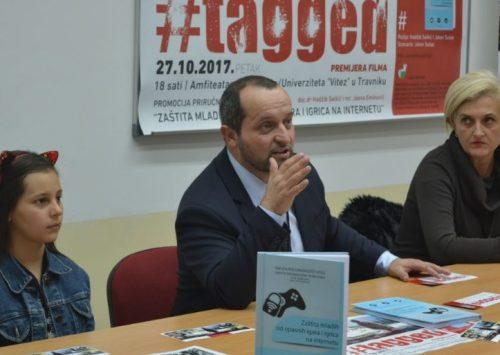 "Kratki film #tagged prikazan i na Sveučilištu ""VITEZ"""
