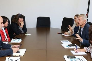 Stručni tim Svjetske banke posjetio Gradsku upravu