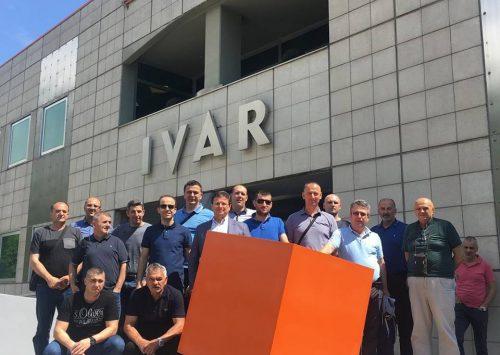 Ecosova posjeta italijanskoj tvornici Ivar