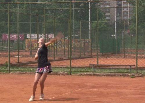 Maja Dodik u polufinalu teniskog turnira u Zenici