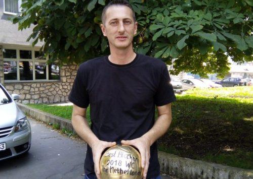 Bosanskohercegovačko srce: Nizam Čančar jedan od najtrofejnijih sportista Zenice