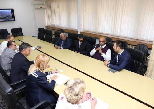 Investitori iz Emirata zainteresovani za ulaganje u Zenicu