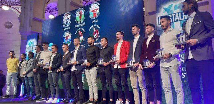 Nogometaš Čelika Nermin Jamak izabran u idealni tim Premijer lige