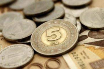 Prosječna plaća u BiH iznosi 907 KM