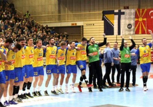Rukometna reprezentacija Bosne i Hercegovine plasirala se na Evropsko prvenstvo