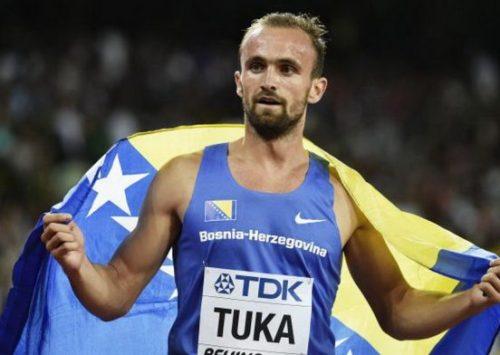 Amel Tuka osvojio treće mjesto ali i najbolje vrijeme sezone