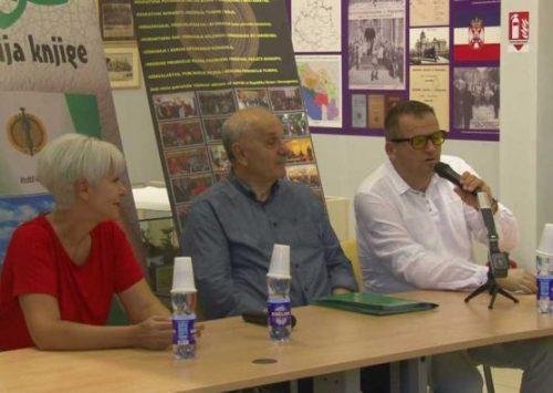 """Održana edukativna tribina pod nazivom """"Sarajevska vijećnica – dan kada je izgorjelo milion knjiga"""""""