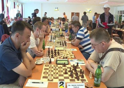Zenički šahisti na prvenstvu u Tuzli