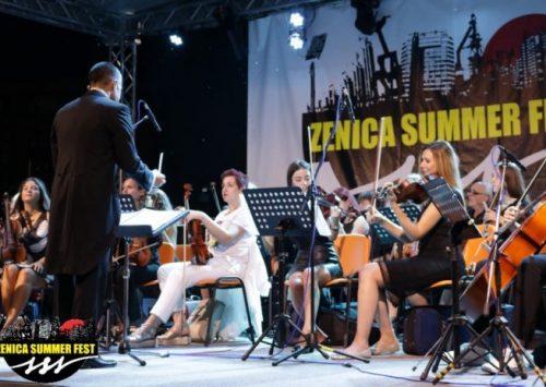 Kamerni simfonijski orkestar Zenica nastupio u Bugojnu i Maglaju