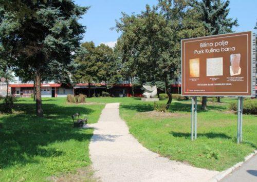 Dobrovoljna akcija: Uredimo Park Kulina bana