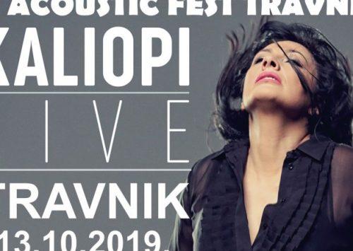 8. Acoustic fest Travnik u znaku koncerta Kaliopi