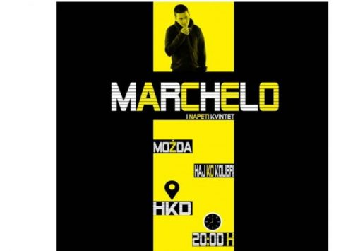 Marchelo gost pete fundraising kampanje RadiYa Active