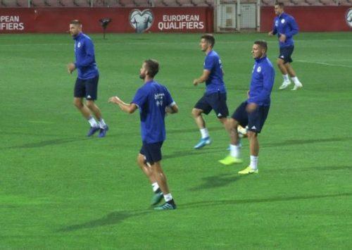 Kvalifikacije za EP: Prosinečki objavio spisak igrača za mečeve protiv Finske i Grčke