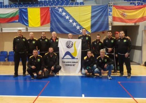 Klub sjedeće odbojke Zenica 92 pobjednik Međunarodnih igara u Beogradu