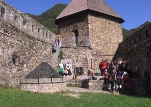 """Srednjovjekovni festival """"Tragovima Bosanskog kraljevstva"""" u Vranduku"""