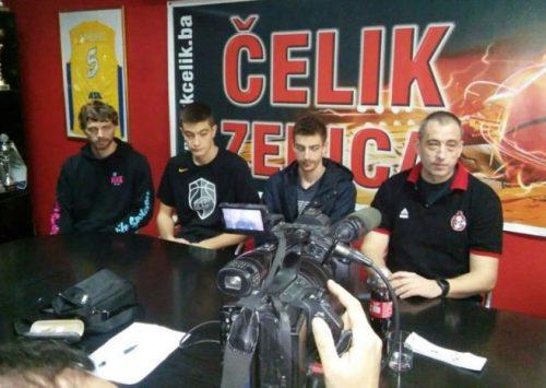 Press u OKK Čelik: Cilj je plasman u play off, za nešto više potrebna je materijalna podrška